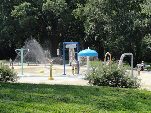 Charlottesville City Pools Washington Park