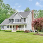 home on 10 acres with 1st floor master near charlottesville