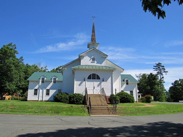Photo of Chestnut Grove Baptist Church in Earlysville VA
